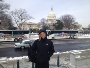 Dr. Gibson in Washington 1