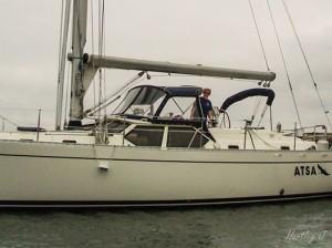 Dr J sailing